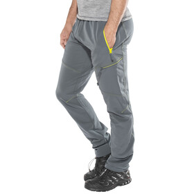 Meru Hawea Technical Pants Men Turbulence/Lime